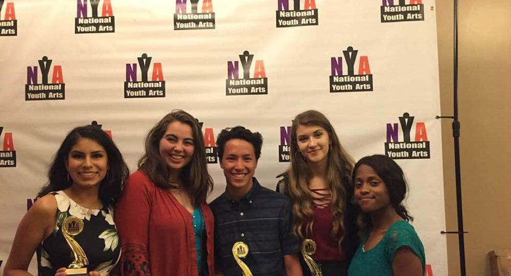 AMPA Theater and Musical Theater Win Awards Spring 2018