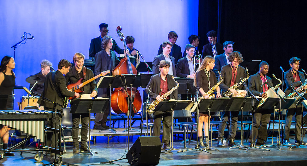 "Jazz Ensemble ""A"" Earns 1st Place at 2018 SuperJazz & Guys & Dolls Orchestra Wins Jerry Herman Nom 2018"