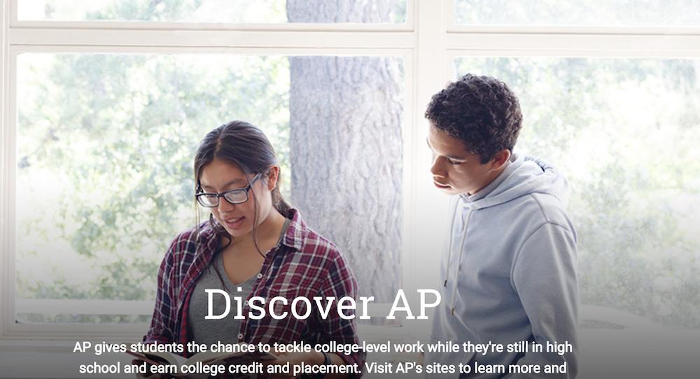 AP Summer Assignments