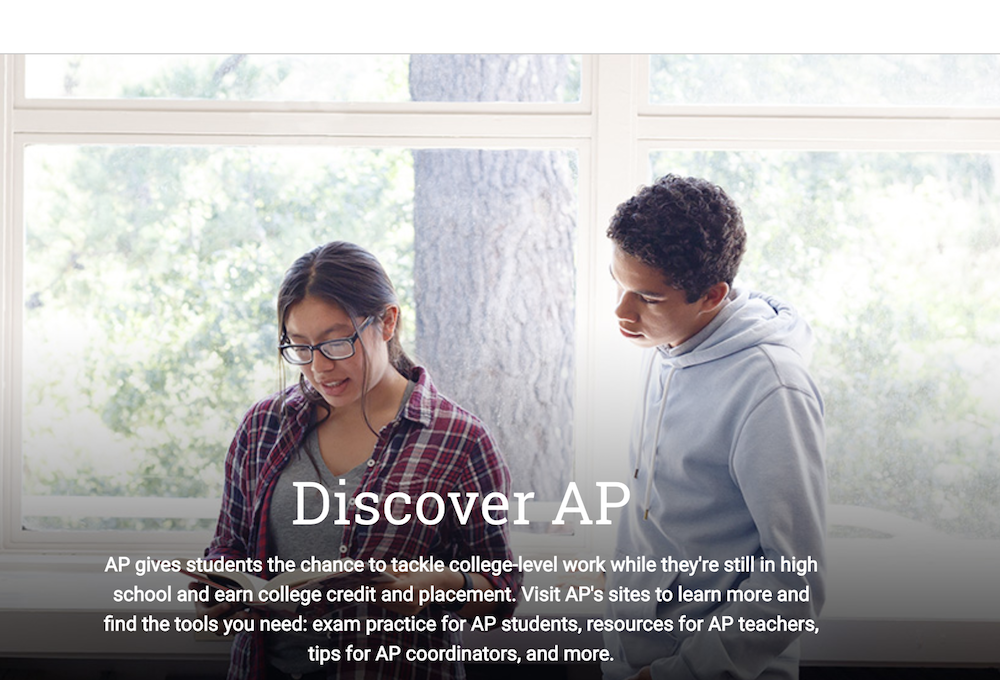 AP Courses at Hami