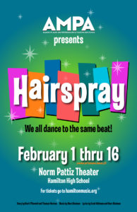 AMPA Hairspray Musical Winter 2019