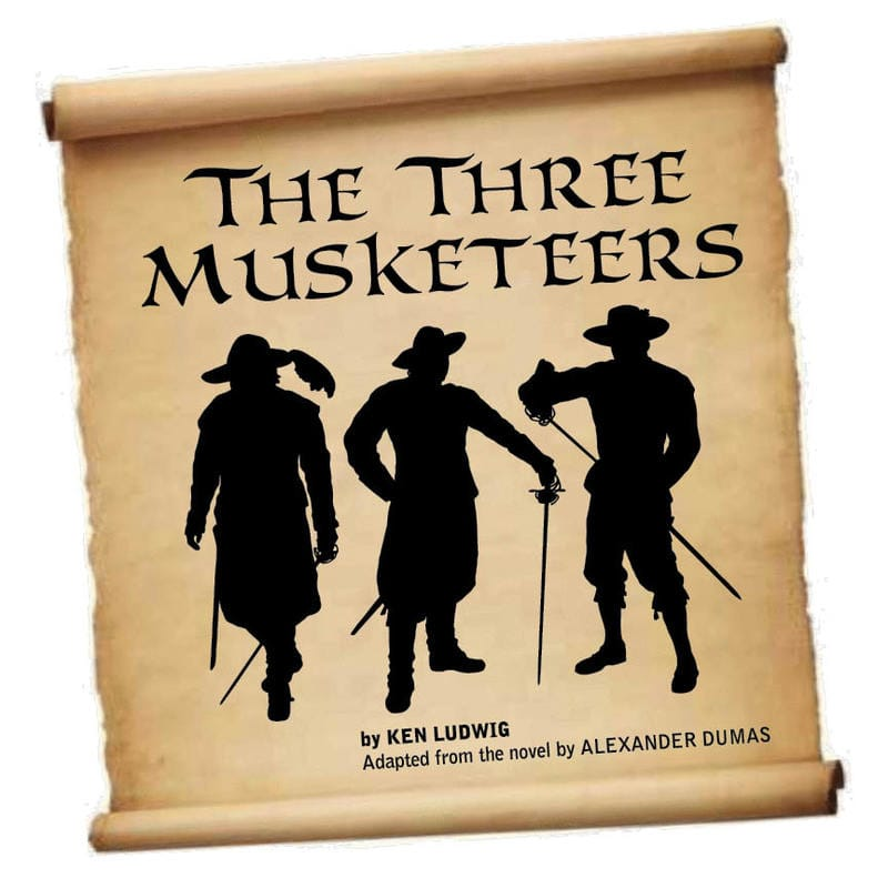 AMPA The Three Musketeers Play Fall 2019